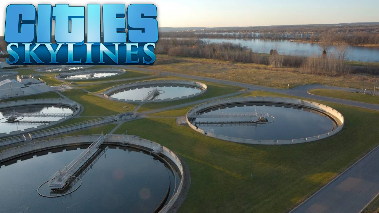 Cities Skylines Remove Sewage From Map