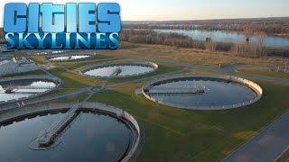 Cities Skylines   Water & Sewage Tutorial