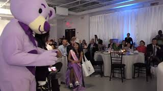 2017 The Gift of Life Bear Appearance at Dancing for Preemies