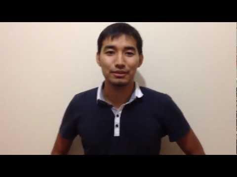 Kazakh polyglot speaks 7 languages (Kazakh, Turkish, Polish