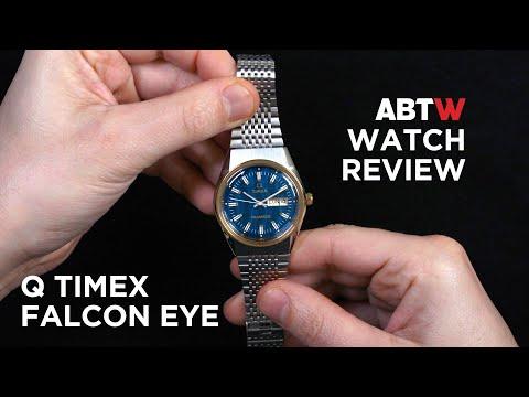Timex Q Falcon Eye Watch Review | ABlogtoWatch