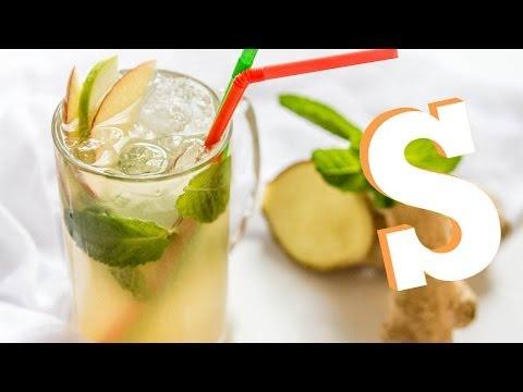 Ginger Crush Cocktail & VidCon Vlog!!