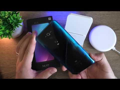 Беспроводная зарядка Xiaomi Mi 9T / Redmi K20 ► Qi в Сяоми