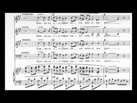 Faure - Pavane Op. 50 (Choral version)