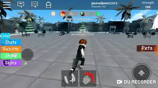 Playing Roblox 1 episode