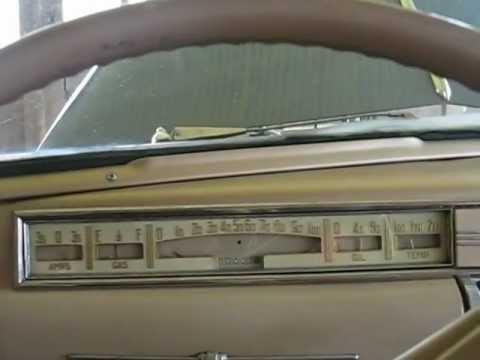 1941 Studebaker Commander / 89k miles / overdrive / original / Marinette