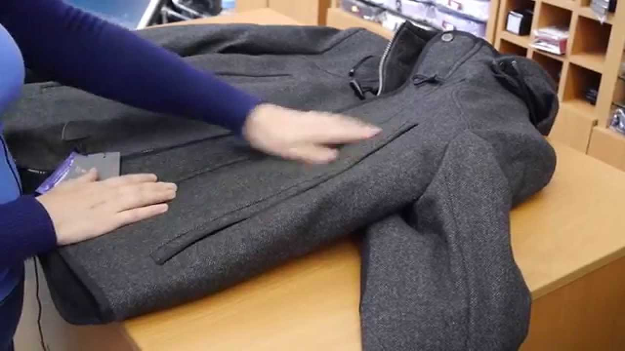 С чем носить пальто мужское - YouTube