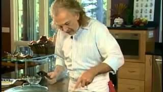 Cuisinart Wild Rice With Shiitake Mushrooms And Pecans Recipe Video