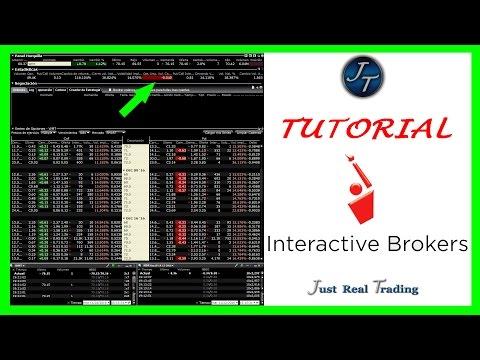 Introducción Interactive Brokers en Español, Trader WorkStation (TWS) // Josan Trader