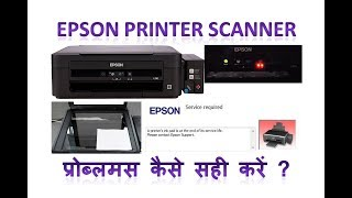 Epson l210 damaged head cable and fatal error