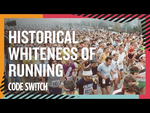 WATCH: Race, Running And The Politics Of Taking Up Space
