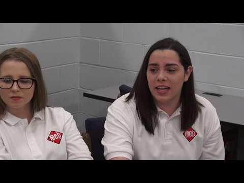 Martin Community College Self Service Quick Start Video