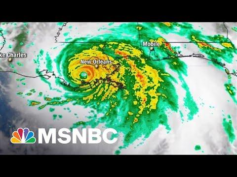 National Hurricane Center Says Ida 'No Where Close' To Over