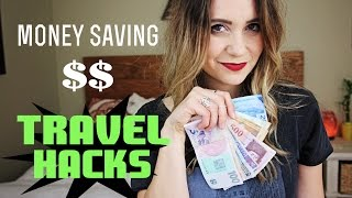 Money Saving TRAVEL HACKS + $300 GIVEAWAY!