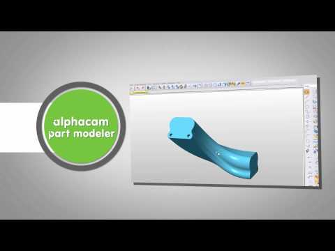 Alphacam Part Modeler