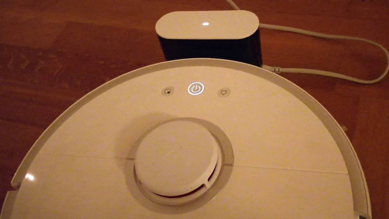Xiaomi Roborock S50 Bricked Part 1/3, no function, white blinking light of  death