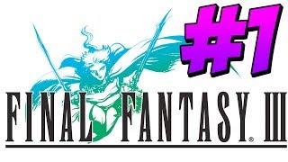 Guia Completa Final Fantasy III [PC] - Parte 1 - Comienza la historia.