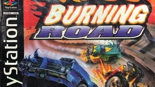 CGR Undertow - BURNING ROAD review for PlayStation