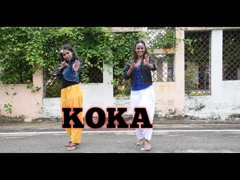 Koka - Khandaani Shafakhana || Badshah || Sonakshi || NrutyakalSwapna ||