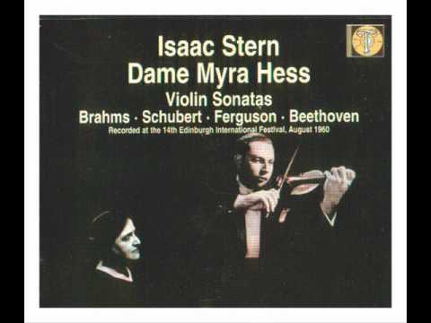 Beethoven-Violin Sonata No. 10 Op. 96 in G Major (Complete)