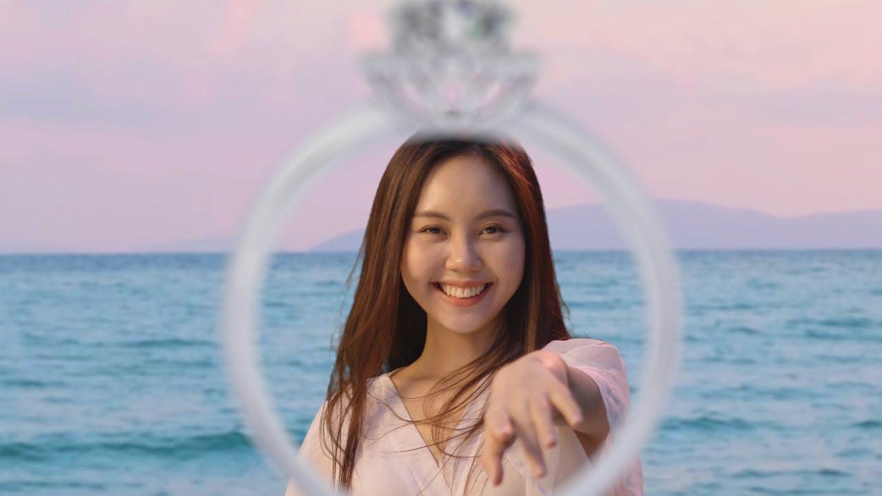 Khoảnh Khắc Luôn Sáng Mãi Cùng Nhẫn Đính Hôn Infinity Love - TVC DOJI