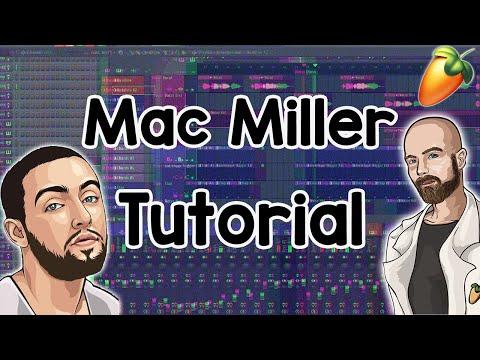 Mac Miller Tutorial FL Studio 20