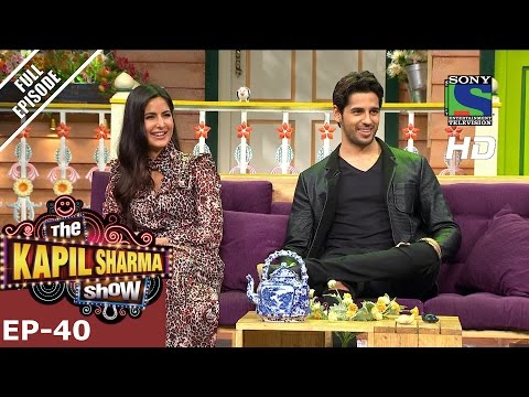 Thumbnail: The Kapil Sharma Show - दी कपिल शर्मा शो–Ep-40–Baar Baar Dekho Stars–4th Sep 2016