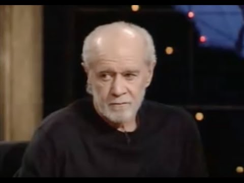 George Carlin with Bill Maher FULL (First Interview)