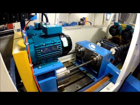 pratt and rifling machine