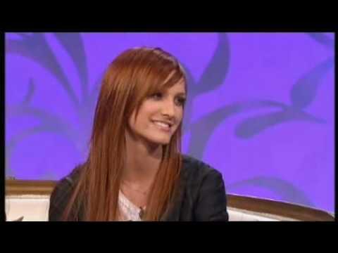 Ashlee Simpson - Interview - Paul O'Grady Show - 2 of 2