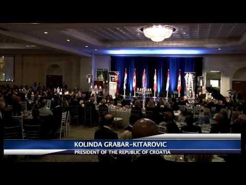 Keynote: President of Croatia