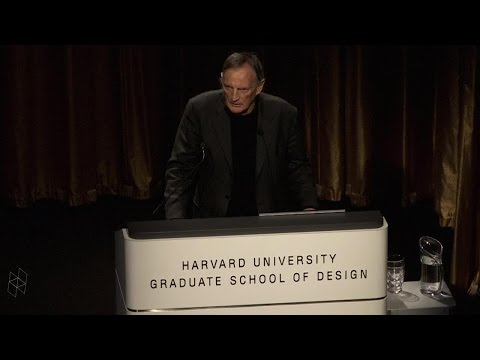 "Daniel Urban Kiley Lecture: Georges Descombes, ""Designing a River Garden"