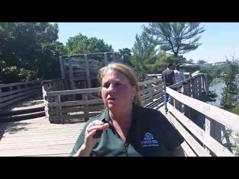 Live tour of Starved Rock State Park