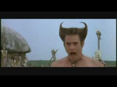 Ace Ventura 2 - Tribal Fight