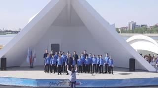 Хоровая студия мальчиков и юношей Байкал   хор
