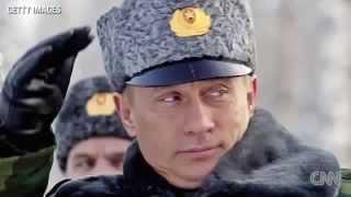 Прикольный ролик, сравнение Путина и обамы телекомпанией CNN