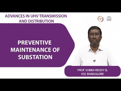 Preventive Maintenance Of Substation