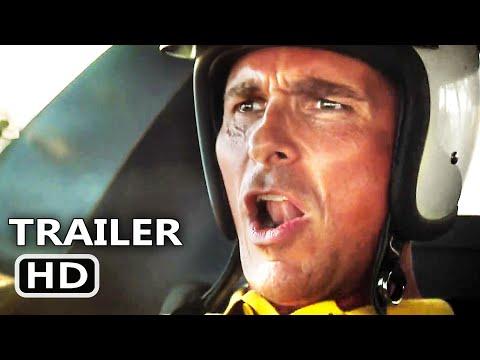 Download FORD V FERRARI Trailer # 2 NEW, 2019 Christian Bale, Matt Damon Movie HD Mp4 baru