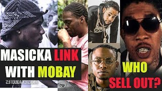 SHOCKING| Masicka With Sixx? Rygin King & Shane E Fall Out | The TRUTH | Vybz Kartel Any Wheather