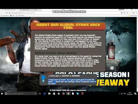 Global Strike FAKE HACK