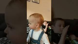 Baby says Google instead of Mummy