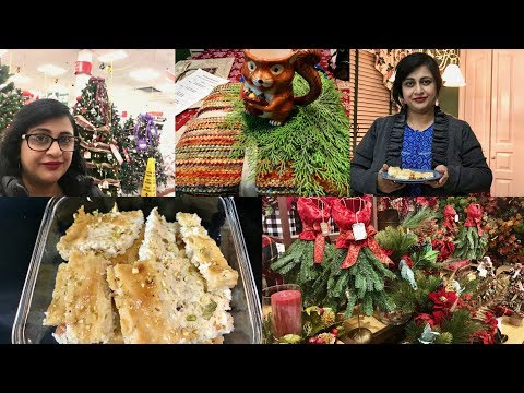 Vlogmas Day 1 : Shopping For Christmas & Prepared An Easy Dessert | Simple Living Wise Thinking