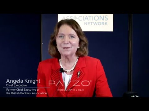 Interview with Angela Knight - Chief Executive of the British Bankers' Association