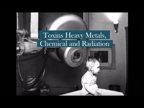 Toxins: Heavy Metals, Chemical and Radiation