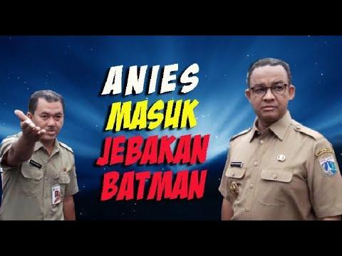Kemendagri Setuju TGUPP Menggunakan Anggaran 2018, Anies Masuk Jebakan Batman ?