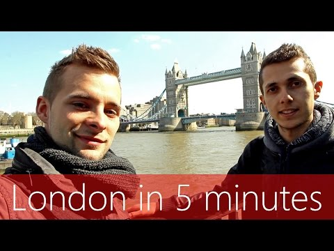 London in 5 minutes | Travel Guide | Must-sees for your city tour
