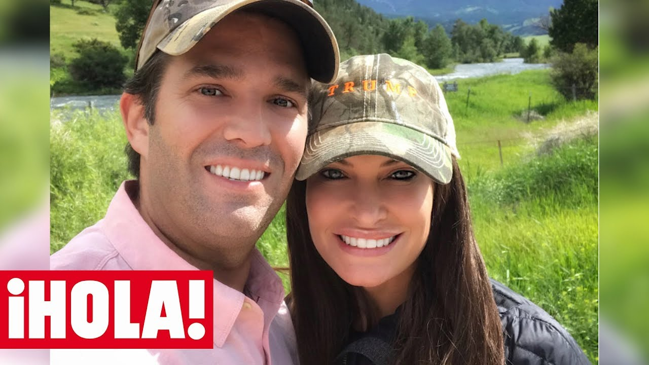 Donald Trump Jr.'s Girlfriend, Kimberly Guilfoyle, Thinks Online ...