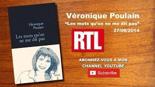 """Véronique Poulain sur RTL - """"Les mots qu"""