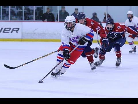 Winnacunnet Vs Spaulding Hockey 12/20/2017 @Phillips Exeter