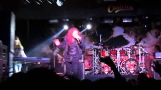 Angra - Winds of Destination en Lima